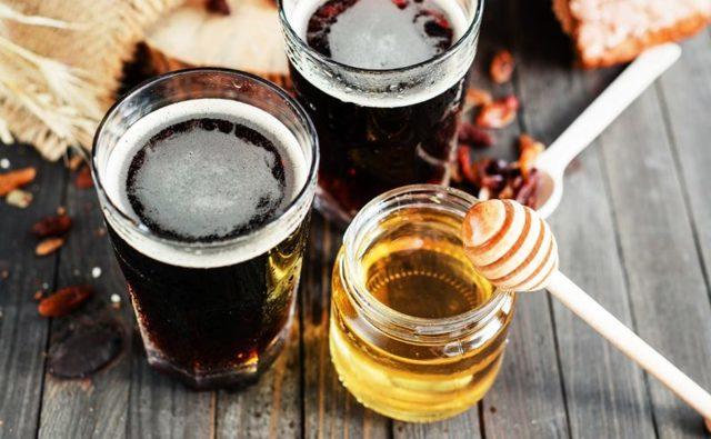 Горячее пиво от кашля и болей в горле – простые рецепты