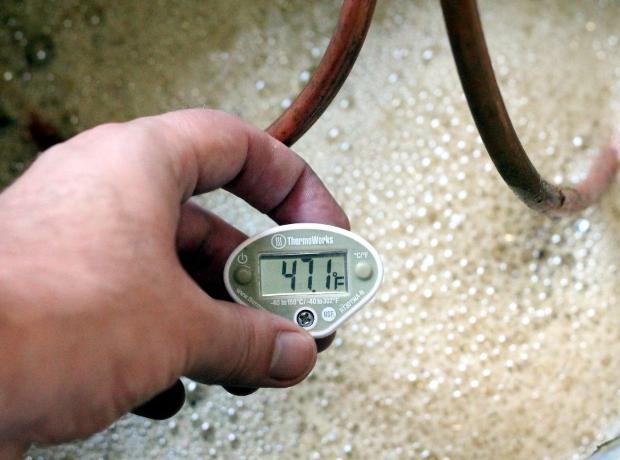 Температура перегонки браги в самогон на разных аппаратах