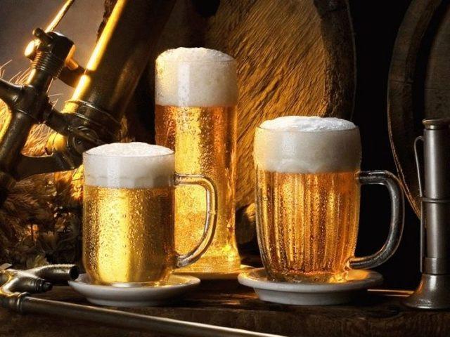 Пьем пиво со сметаной – рецепт и приготовление