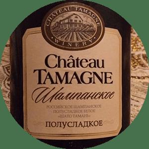 Шампанское Шато Тамань (chateau tamagne): описание марки