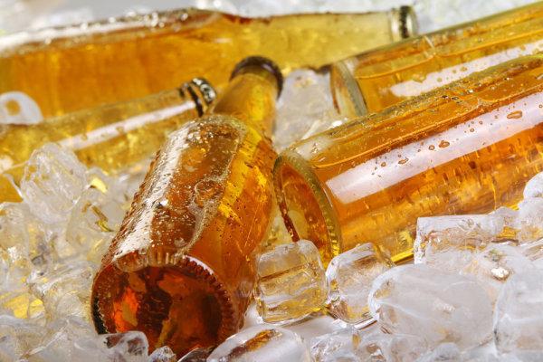 Можно ли разморозить замерзшее пиво в бутылке, банке или кеге