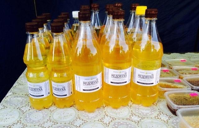 Приготовление браги для питья из варенья или сока