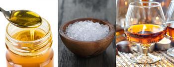 Маска для волос с коньяком: рецепты с кофе, медом, яйцом, солью