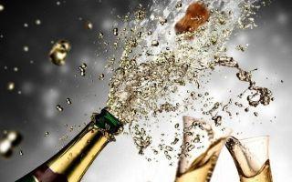 Видеть шампанское во сне: сонник, приметы и обряды