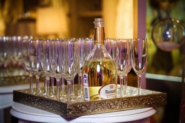 Шампанское Рюинар (ruinart): описание и виды марки