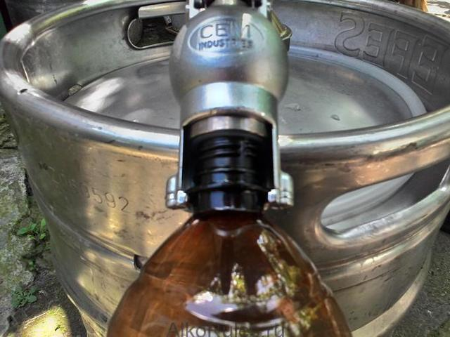 Как правильно карбонизировать пиво