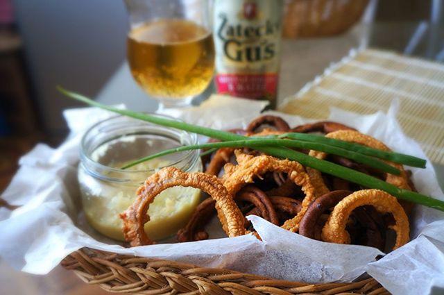 Универсальный кляр на пиве – рецепт для рыбы, мяса и овощей