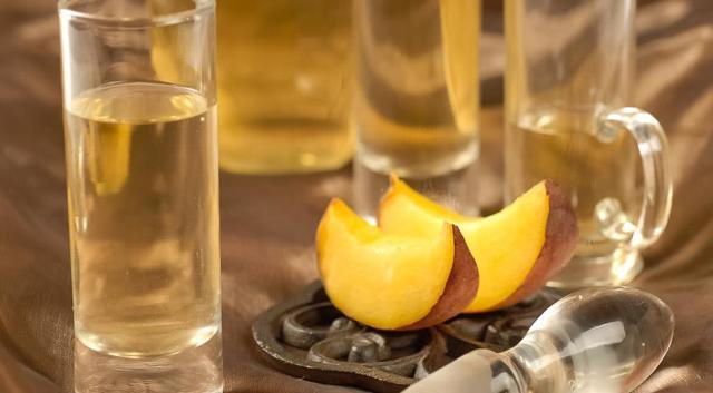 Настойка из персиков в домашних условиях – рецепт на водке
