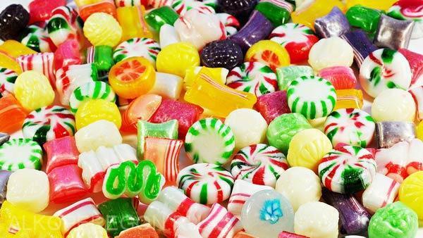 Настойка из конфет (водка на леденцах и карамельках) – рецепт