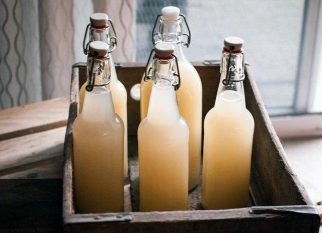 Имбирное пиво в домашних условиях - рецепт и приготовление