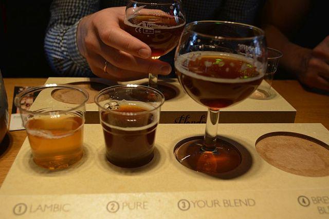 Пиво Бургунь де Фландерс (bourgogne des flandres): описание