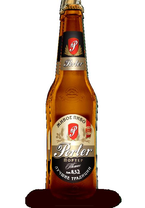 Английский портер (english porter) – описание стиля пива