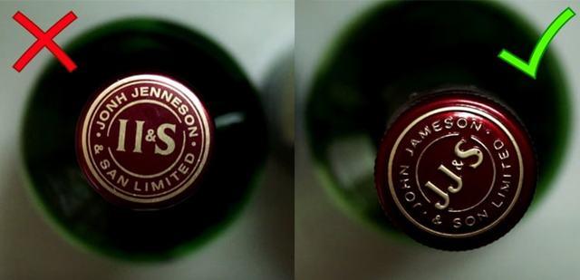 Как отличить виски от подделки в магазине