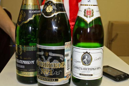 Шампанское Северная Венеция: описание и виды марки