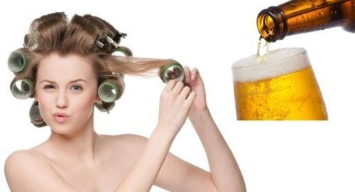 Как мыть пивом голову – рецепты и правила ухода за волосами