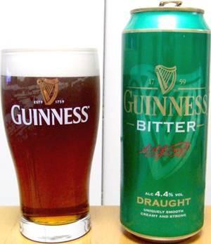 Пиво Гиннес (guinness): описание, история и виды марки