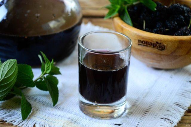 Настойка из йошты в домашних условиях на водке – рецепт